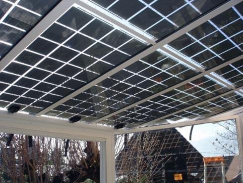 Neonext | Véranda Photovoltaïque